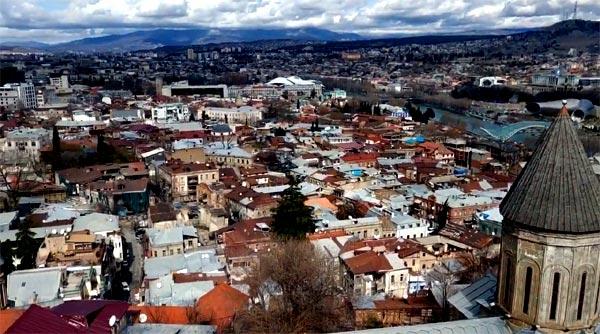 Топ городов Грузии для инвестиции в недвижимость - Тбилиси
