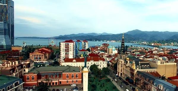 Топ городов Грузии для инвестиции в недвижимость - Батуми