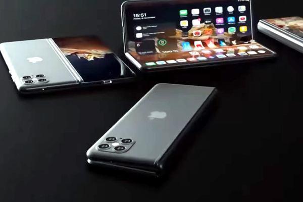 Apple занялась созданием складного iPhone — Bloomberg