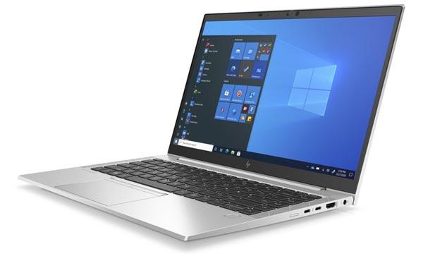 Тонкий и легкий ноутбук для работы - 2021 - HP EliteBook 840 Aero G8