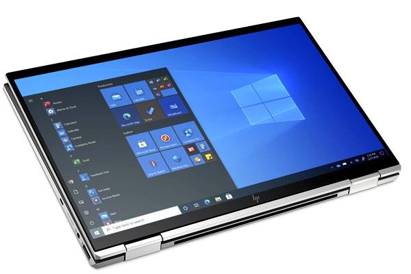 Тонкий и легкий ноутбук для работы - 2021 - HP Elite Dragonfly G2