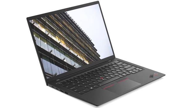Тонкий и легкий ноутбук для работы - 2021 - ThinkPad X1 Carbon Gen 9