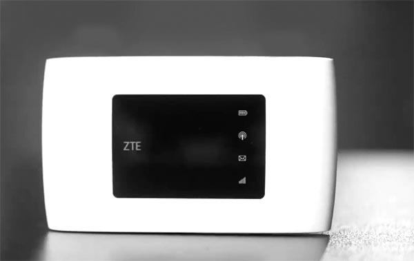 ТОП 5 самых популярных роутеров с SIM картой в 2021 году - ZTE MF 920
