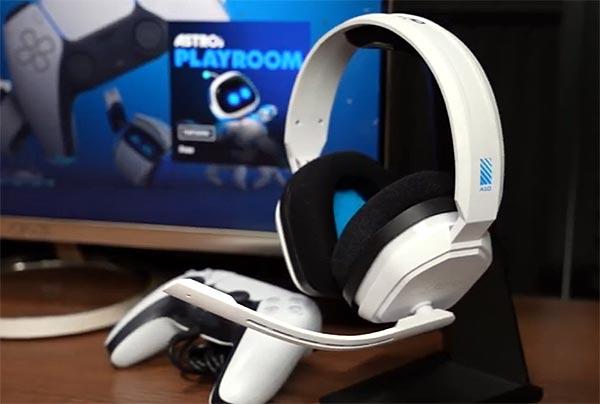 Хорошие игровые наушники для PS5 - Astro A10