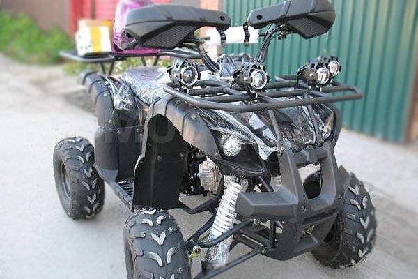 Квадроциклы Лифан: основные особенности и преимущества модели