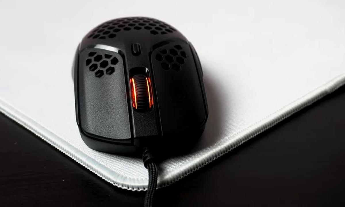 Новая мышь HyperX Pulsefire Haste - мнение