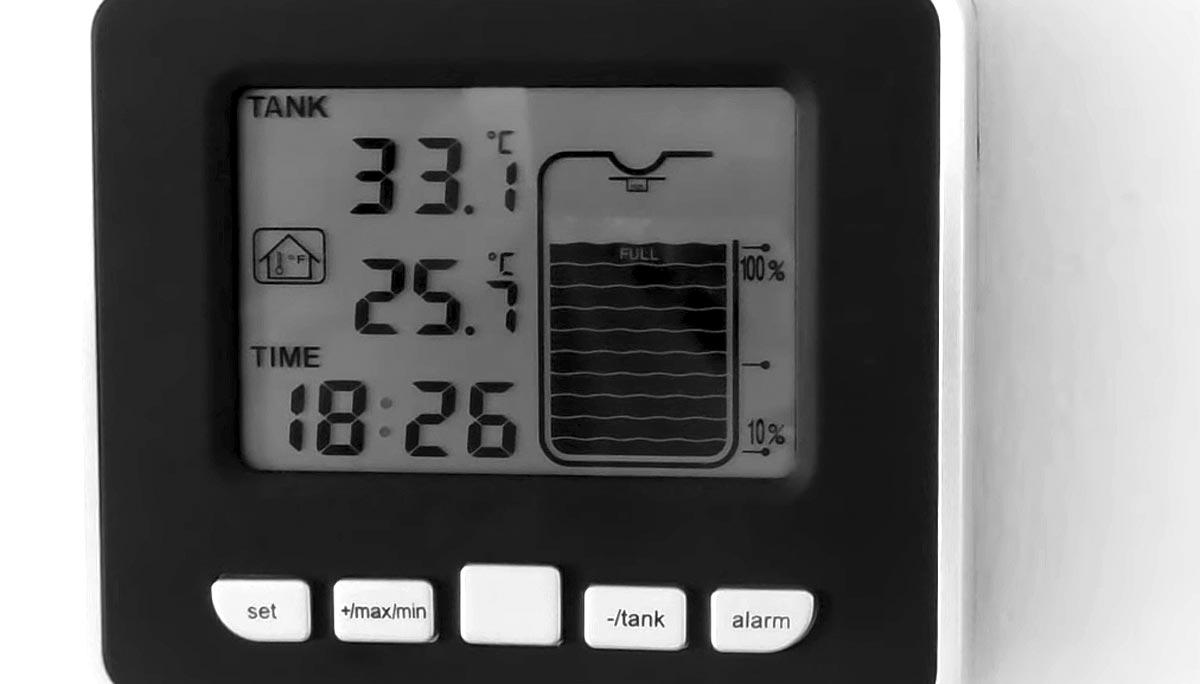 Оптимальный датчик уровня жидкости: если сложно выбрать