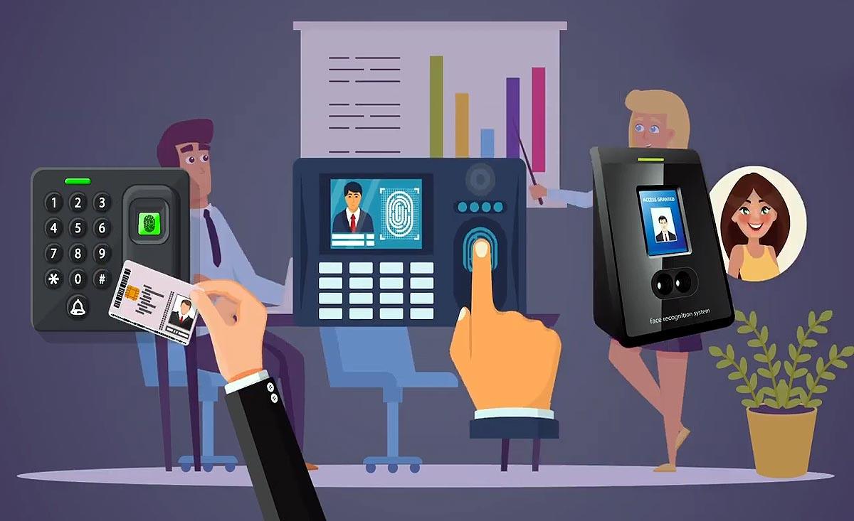 Современные системы надзора и контроля сотрудников и охраны