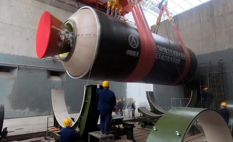 CASC провела огневые испытания ТРД с наибольшей тягой в мире [видео]