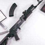 Реклама ЭйКей-47 по-американски с русским юмором [видео]