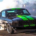 Zombie 222 — электро-Mustang 1968 года ставит рекорды скорости [видео]