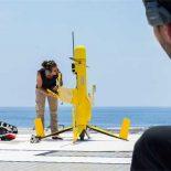 БПЛА Flexrotor — модификация для рыбного бизнеса