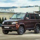 УАЗ «Патриот» для военных запустили в серию