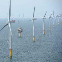 Датчане построят крупнейшую в мире ветряную ферму в Ирландском море [видео]
