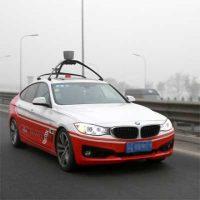 Автономный Baidu-кар успешно испытали на улицах Пекина [видео]