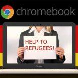 Reconnect: Google вдарит Chrombook-ами по проблемам беженцев в Европе