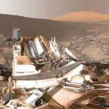 """""""Постоять"""" рядом с марсоходом возле дюны Намиб? [видео 360]"""