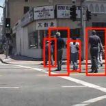 Новый алгоритм распознавания пешеходов: почти по-человечески [видео]