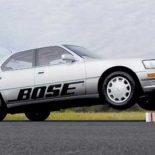 Из истории будущего: прыгающая электромагнитная автоподвеска Bose [видео]