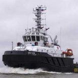 Начались испытания спасательных буксиров проекта 02980 «СБ-121» и «СБ-1232» [видео]