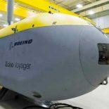 Boeing представил новый подводный дрон Echo Voyager [видео]