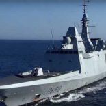 Третий фрегат FREMM Languedoc передан ВМС Франции [видео]