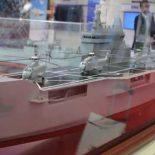 Турецкая ADIK представила концепт десантного мини-вертолетоносца [фото]
