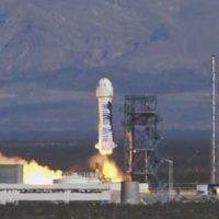 Третий полет New Shepard: в этот раз с полезной нагрузкой [видео]