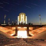 Союз-2.1а: первый старт с ВОСТОЧНОГО [видео]