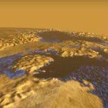 Зонд Cassini «попробовал» метановое море Титана [видео]