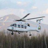Опытный Ка-62 впервые поднялся в воздух