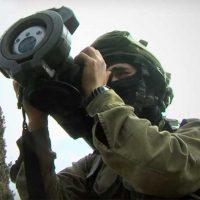 Израильская Rafael представила новую ракету для ПТРК Spike SR [видео]