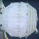 Новый космический модуль BEAM: не сразу, но почти надули [видео]