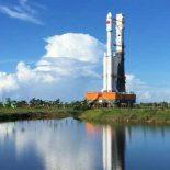Китай успешно провел первый запуск с нового космодрома Вэньчан [видео]