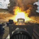 Новые испытания двигателя SLS: 2 минуты и 3.6 млн.фунтов тяги [видео]