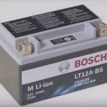 M Li-ion — новые специализированные аккумы для мотоциклов от Bosch