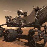 Заработало: марсоход Curiosity проснулся и готов к работе