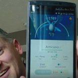 {архивъ} Настоящего Артикуно поймали в Pokemon Go: таки не сенсация?