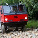 Внедорожный Ox: британцы показали быстросборный грузовик [видео]