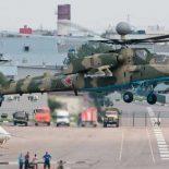 Модернизированный Ми-28НМ «Ночной охотник» (изд. 296): начались летные испытания