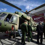 Ми-17В-5 с новой оптико-электронной системой ГОЭС-321МК представлен официально