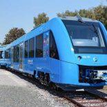 Coradia iLint — поезд на водородных топливных элементах [видео]