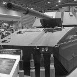 Демонстрационный вариант танка Griffin показала General Dynamics [видео]