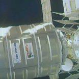 Захват грузового корабля Cygnus «рукой» МКС [видео]