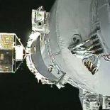 С борта Tiangong-2 успешно запущен микроспутник [видео]