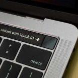 Как включить и настроить сканер отпечатка Touch ID в Macbook Pro 2016