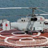 8 палубных КА-27М вошли в состав частей Морской авиации ВМФ РФ [видео]