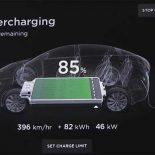 Зарядка от Supercharger-ов для Tesla Model S и Model X теперь платная [видео]