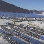 Новая солнечно-дизельная электростанция запущена в забайкальском поселке Менза [видео]