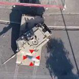 Самодельные дроны в Мосуле: в прицеле танк Abrams [видео]